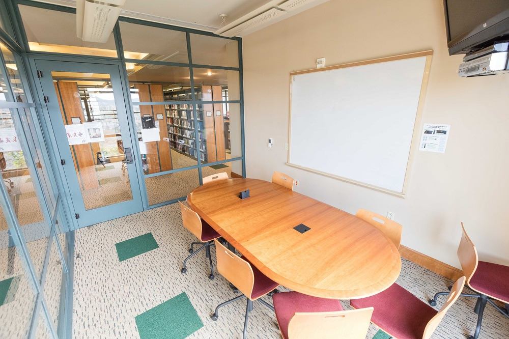 Group study room