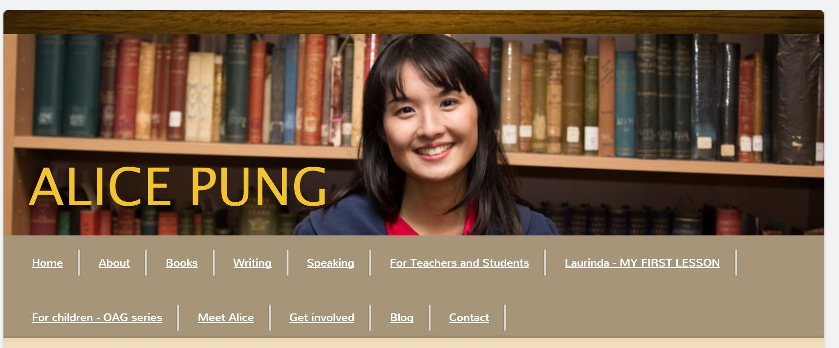 growing up asian in english libguides at assumption this site was especially created for students and teachers and anyone generally interested in alice s work it contains interviews articles essays