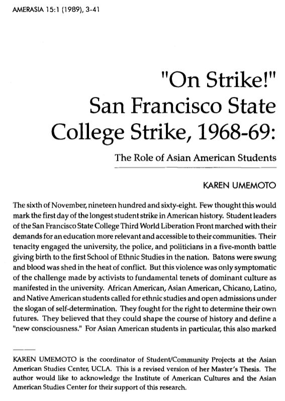 research step by step  hstaa   aas  asian american activism  hstaa   aas  asian american activism research step by step