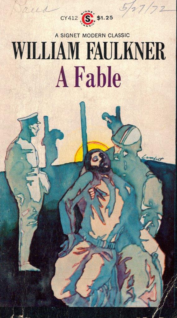 william faulkner influence on his work essay