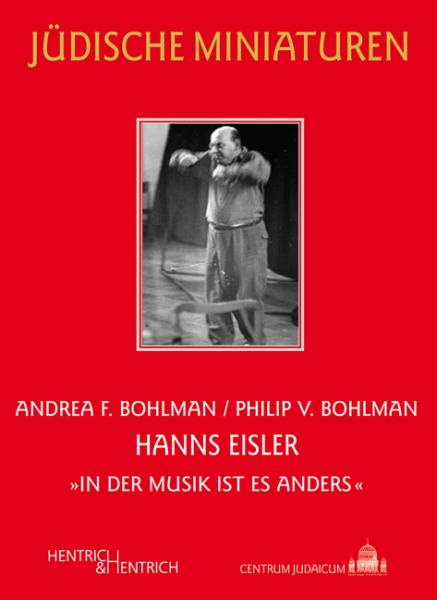 Cover of  Hanns Eisler :