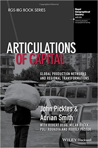Cover of Articulations of Capital