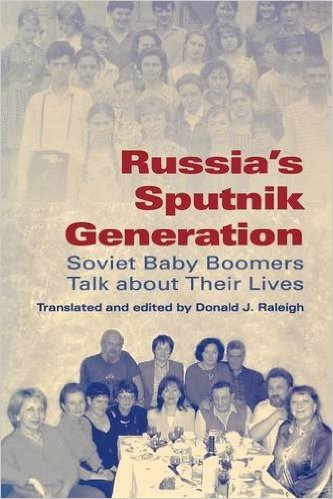 Cover of Russia's Sputnik Generation