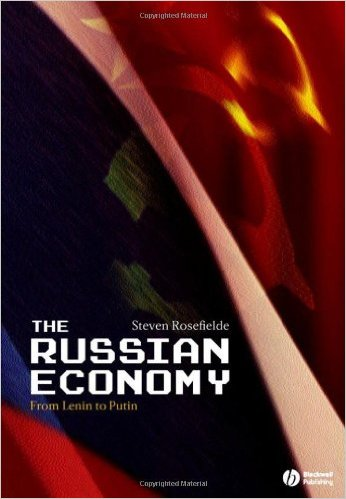 Cover of The Russian Economy