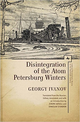 Cover of Disintegration of the Atom and Petersburg Winters