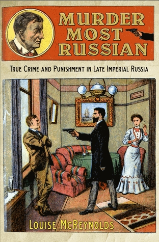 Cover of Murder Most Russian
