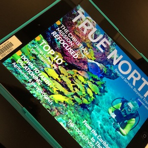 True North - iPad Magazine