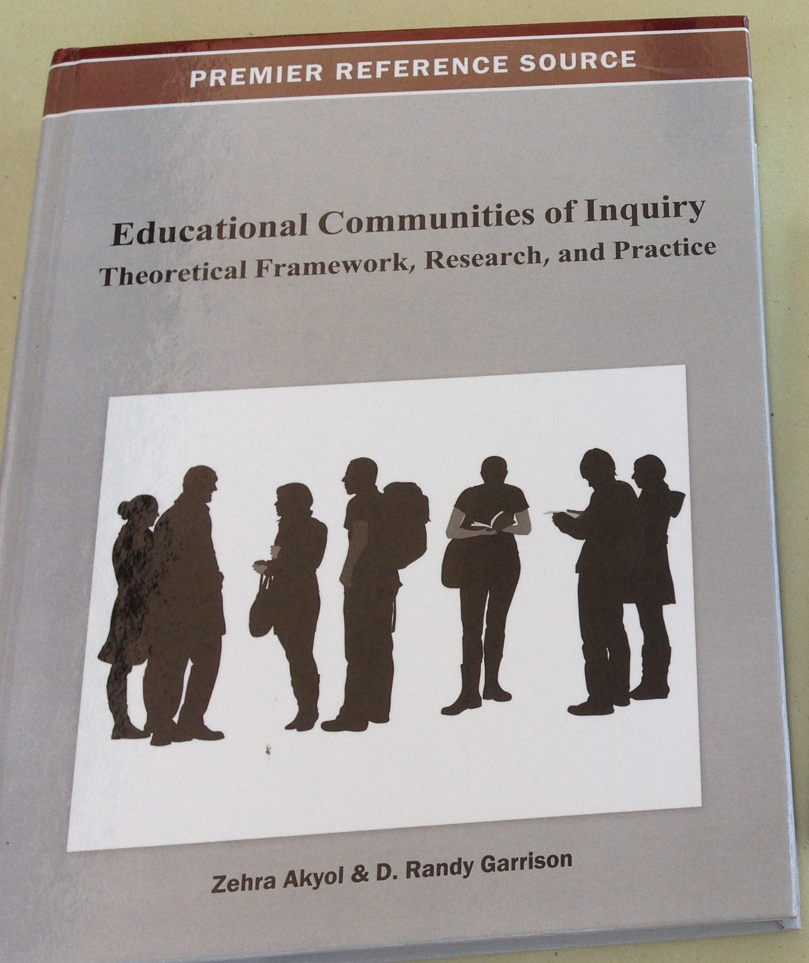 Educational Communities of Inquiry book cover