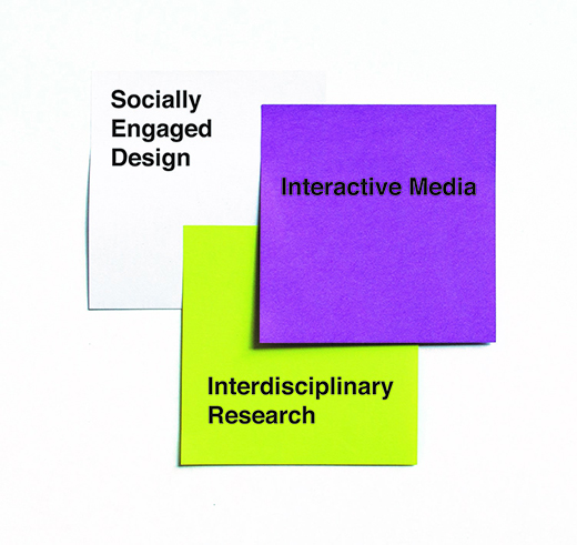 Socially Engaged Design, Interactive Media, and Interdisciplinary Research