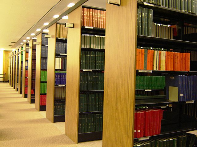 Image of Bookshelves
