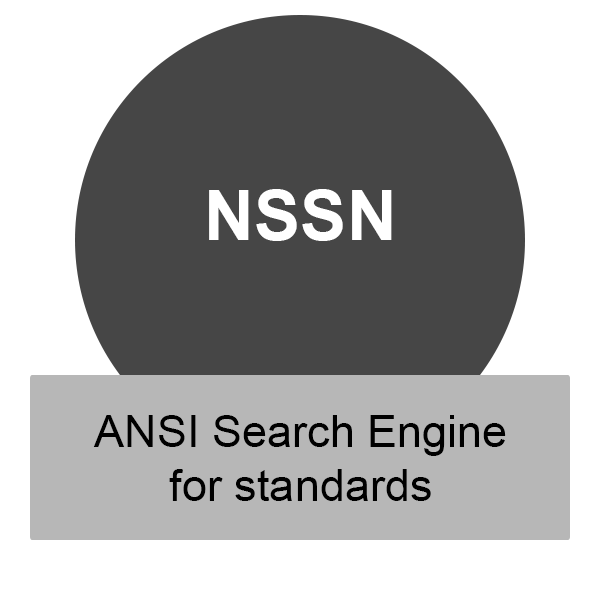 NSSN is an ANSI Search Engine for standards, click to access the database.