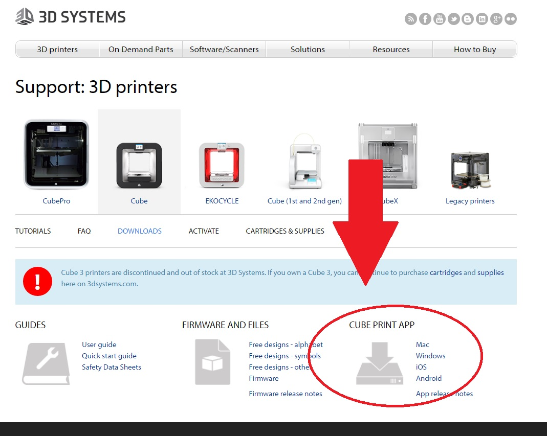 Color printing at purdue - Find The Link To Download The Cube Print Software At The Bottom Of The Page