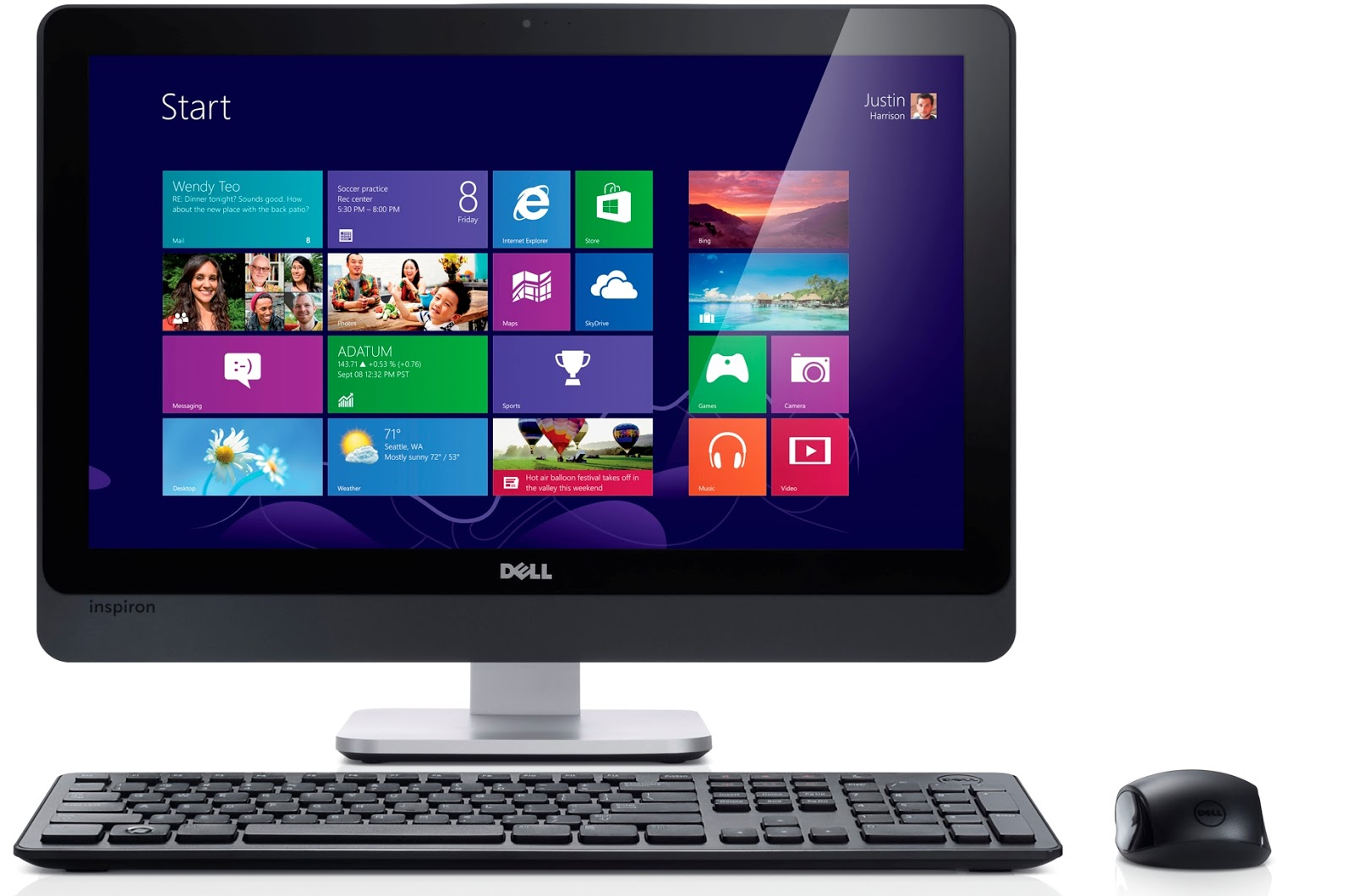 Dell All-In-One Computer