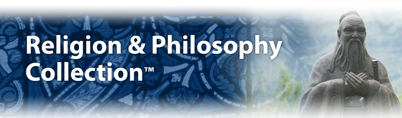 Religion & Philosophy Collection Database logo