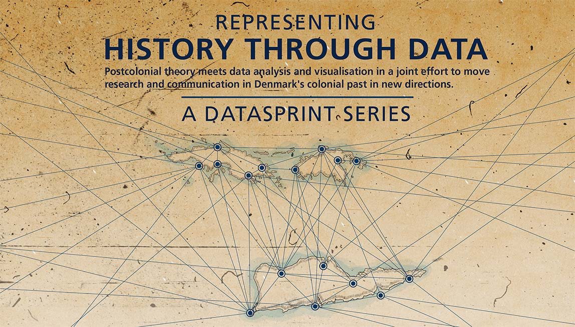 HUMlab Datasprint Representing History Through Data