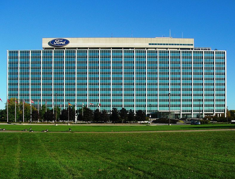 Ford Motor Company Headquarters building