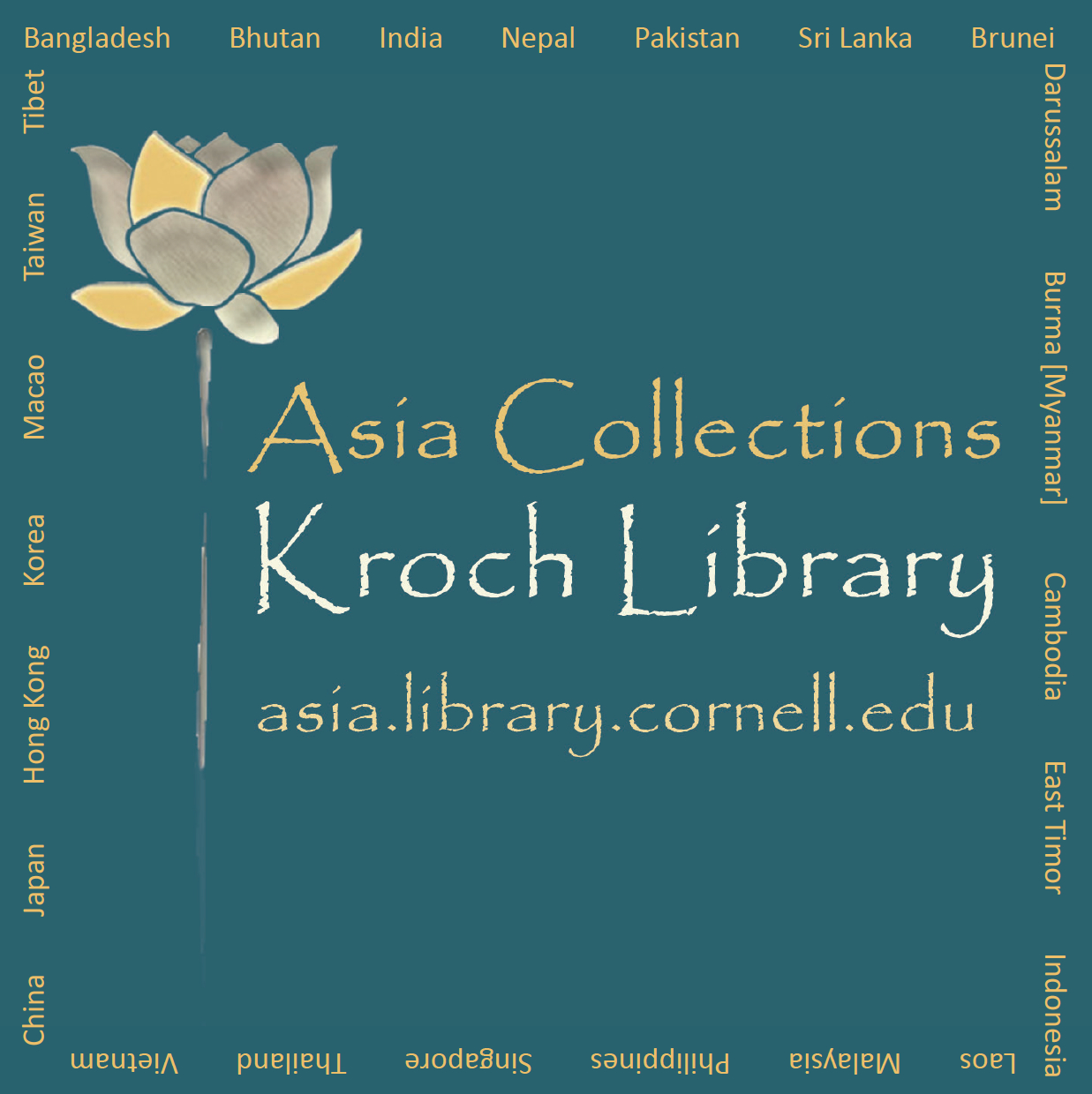 Kroch Library Asia Collections
