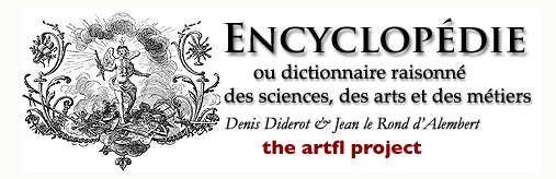logo of artfl project