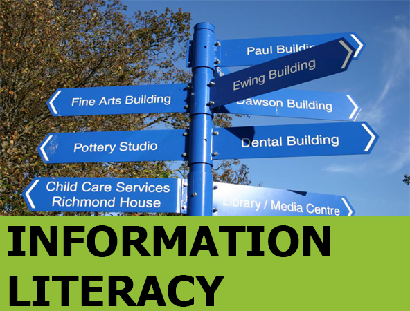 Image link to Information Literacy Guide