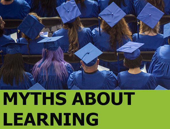 Image link to Myths about Learning Guide