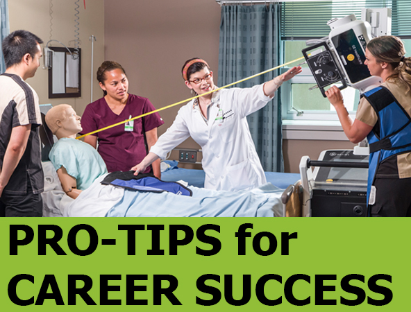 Image link to Pro tips for career sucess