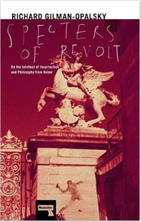 Specters of Revolt book cover