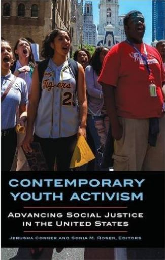 Contemporary youth activism book cover
