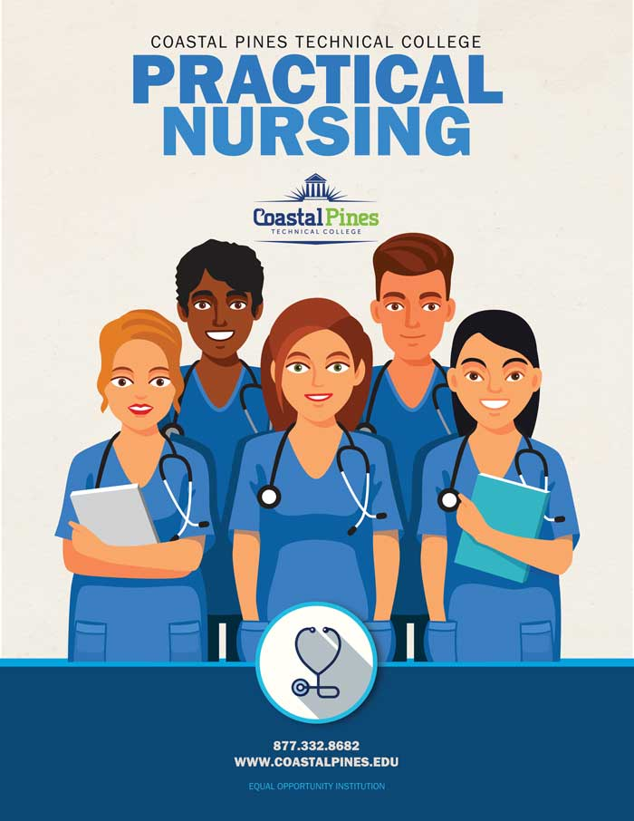 Image CPTC Practical Nursing Program poster