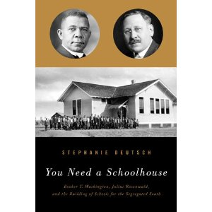 Book cover art for You Need a Schoolhouse