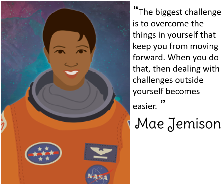 picture of Mae Jemison