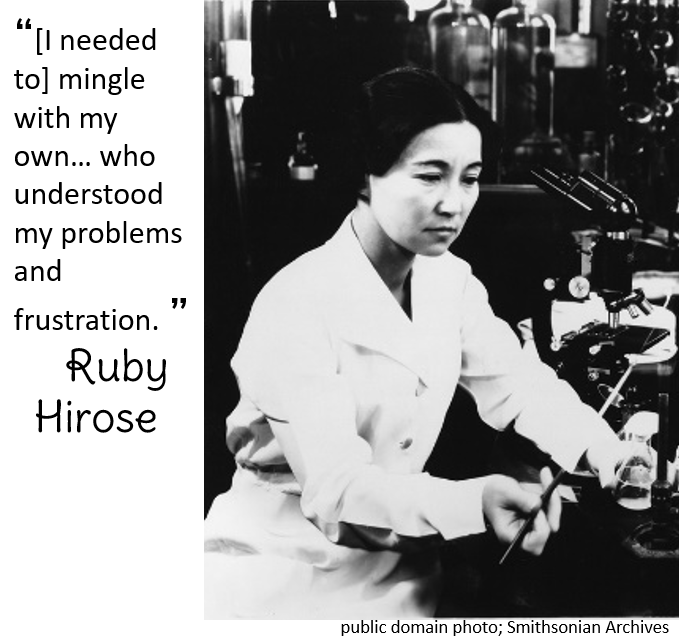 Ruby Hirose picture and quote