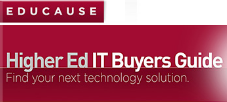 Higher Ed IT Buyers Guide Educause