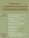 Journal of Computer-Mediated Communication