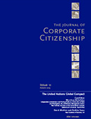 The Journal of Corporate Citzenship