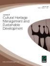 Journal of Cultural Heritage Management and Sustainable Development
