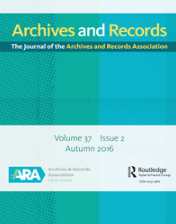 Journal of the Society of Archivists