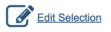 edit selection button in bCourses