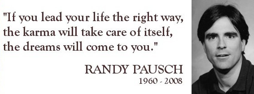 pausch quote