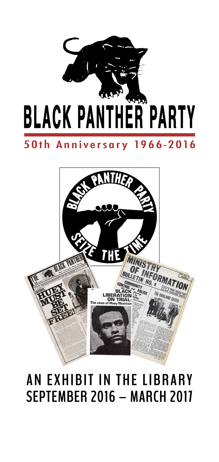 Black Panther Party 50th Anniversary