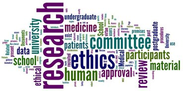 Dissertation Committee Ethics