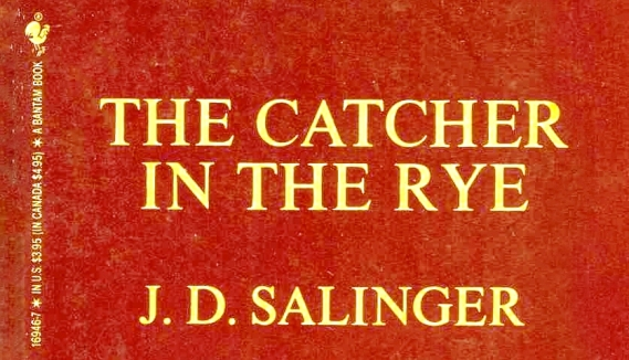 The catcher in the rye.....?