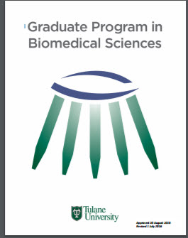 BMS Handbook: Graduate Program in Biomedical Sciences (Tulane University)