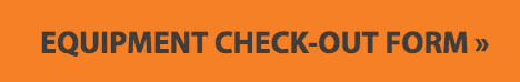 Equipment checkout form button