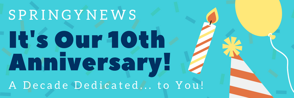 SpringyNews - A Decade Dedicated To You