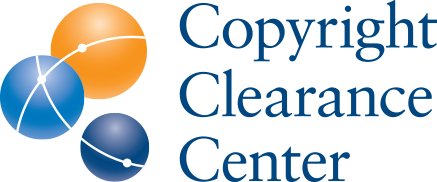 Copyright Clearance Center logo.