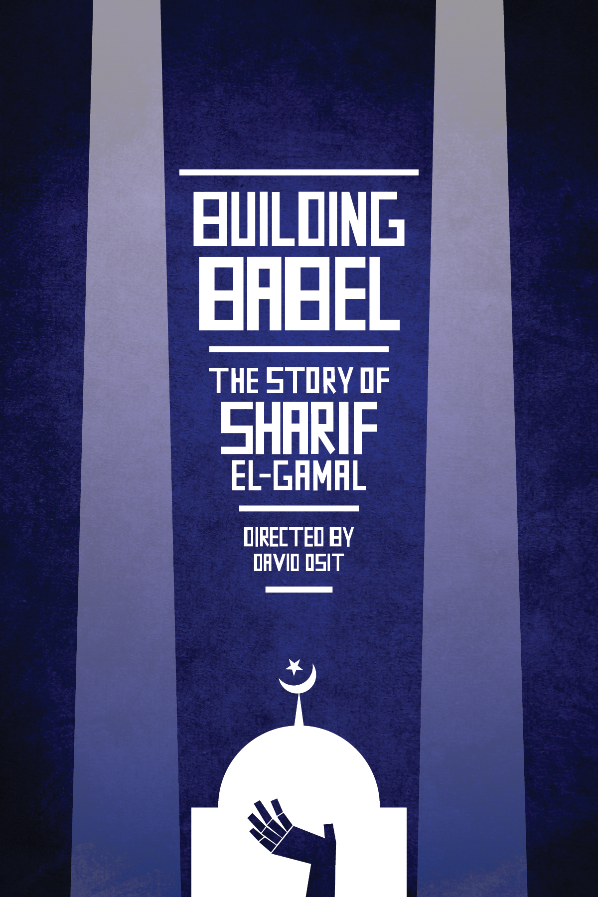 Movie poster for Building Babel: The Ground Zero Mosque
