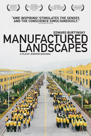 Manufactured Landscapes Movie Poster