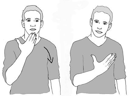 Très Bienvenue - Langue des signes française - Tutoriels Aides Guides  EB66