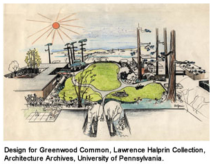 design for Greenwood Common