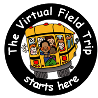 virtual field trip logo
